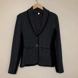 Margaret O'Leary Wool/Cashmere Blend Blazer/Cardi